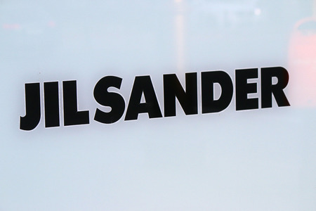 sander: Brand Name: Jil Sander. Editorial
