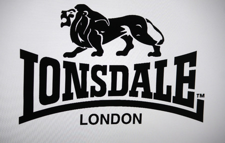 lonsdale: Brand Name: Lonsdale, Berlin.