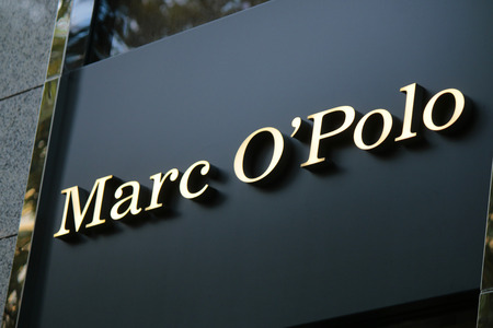 marc: Brand name: Marc O Polo, Berlin. Editorial