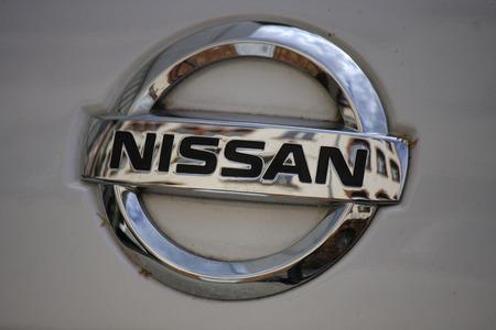 nissan: Brand Name: Nissan, Berlin.