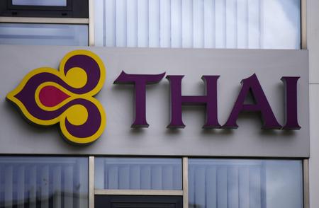 frankfurt: Brand name: Thai, Frankfurt am Main.