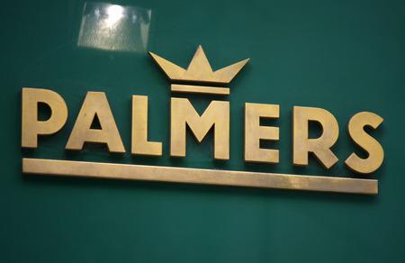 palmer: Brand name Palmer Editorial