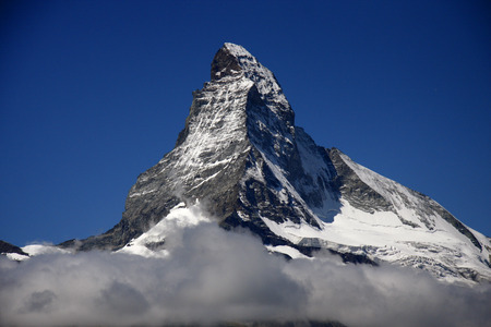 valais: Matterhorn, Canton Valais, Switzerland Switzerland.