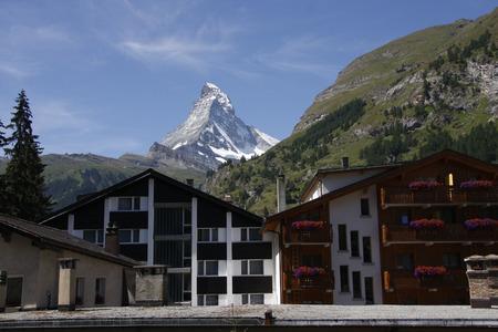 valais: Zermatt Matterhorn, Valais, Switzerland Switzerland.