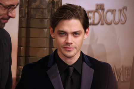 feature: Tom Payne - premiere of the feature film The Physician, the Zoo Palast, December 16, 2013, Berlin-Tiergarten.