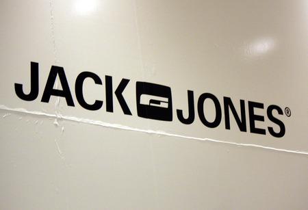 jones: Brand Name: Jack Jones, Berlin. Editorial