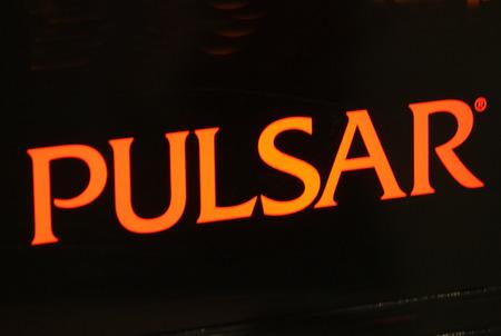 pulsar: Brand Name: Pulsar, Berlin.