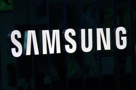 """Markenname: """"Samsung"""", Berlin."""