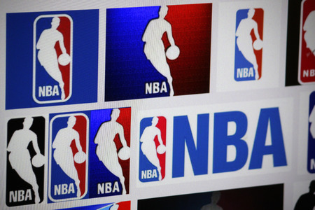 "Markenname: ""NBA National Basketball Association"", Berlin. Editorial"