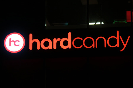 hard candy: Brand name: Hard Candy, Berlin.