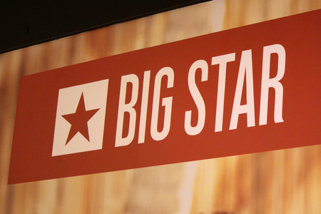 big star: Brand Name: Big Star, Berlin. Editorial