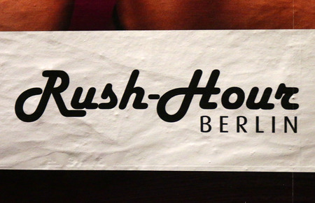 brothel: Brand name: Rush Hour, Berlin.