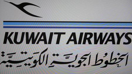 airways: Brand Name: Kuwait Airways, Berlin.