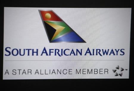 airways: Brand Name: South African Airways, Berlin. Editorial