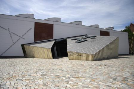 jewish: Jewish Academy, Berlin-Kreuzberg.
