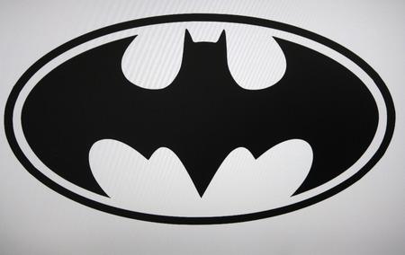 batman: Batman logo, Berlin.
