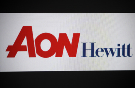 aon: Brand Name: Aon Hewitt, Berlin. Editorial