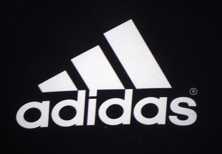 adidas: Brand Name: Adidas, Berlin. Editorial