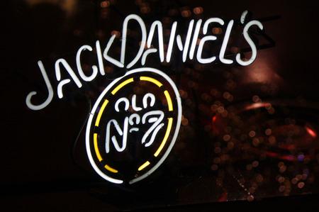 daniels: Brand Name: Jack Daniels, Berlin. Editorial