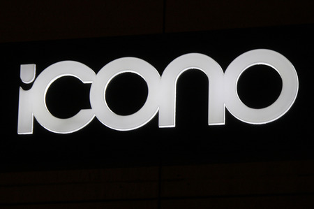 icono: Brand Name: Icono, Berlin. Editorial