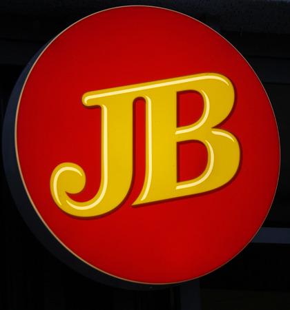"""Markenname: """"JB Jim Block"""", Berlin."""