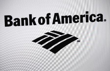 bank of america: Brand Name: Bank of America, Berlin. Editorial
