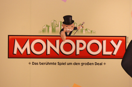 "monopoly: Marca: ""Monopoly"", 12 2013 de Berlín. Editorial"