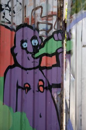 graffity: Graffity, Berlin-Mitte.