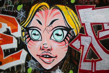 graffity: Graffity, East Side Gallery, Berlin. Editorial