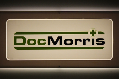 morris: Brand Name: Doc Morris pharmacy, Berlin.