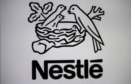 nestle: Brand Name: Nestle, Berlin. Editorial