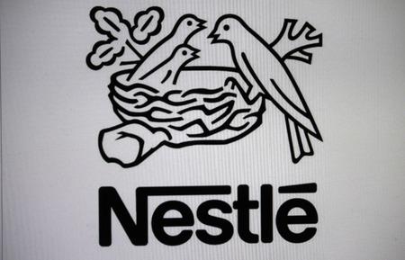 """Markenname: """"Nestle"""" in Berlin."""