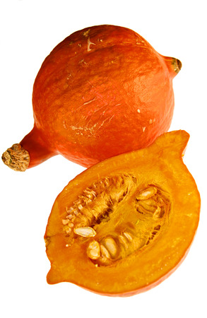 symbolic: Hoikkaido pumpkin - symbolic image for food