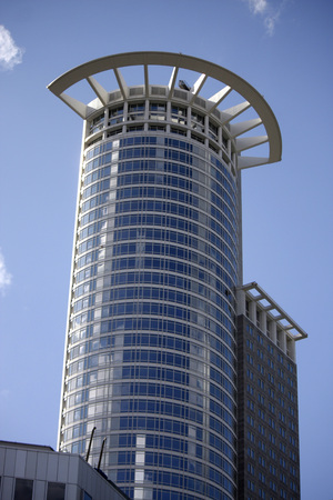 westend: Westend Tower, Frankfurt am Main. Editorial