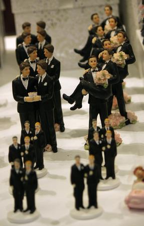 homosexuales: Las cifras sobre el matrimonio gay Ilustraci�n gay, Berl�n. Editorial