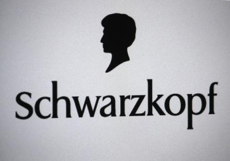 blackhead: brand name: Schwarzkopf, Berlin. Editorial