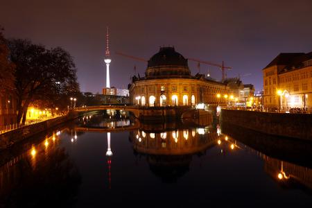 bode: Spree Bode Museum Berlin-Mitte