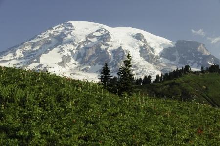 mt rainier: Mt. Rainier, Mt. Rainier National Park