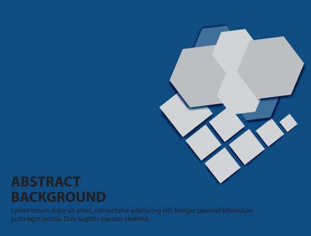 Abstract modern background,vector illustration. Ilustração