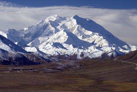 Denali Stock Photo