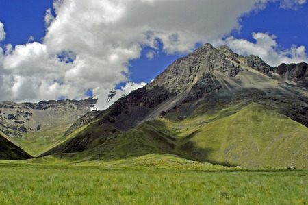 andes: Coastal Andes Mountains