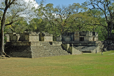 sacrifices: Copan - Mayan Ruins in Honduras