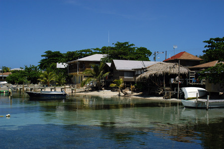 west end: Roatan West End