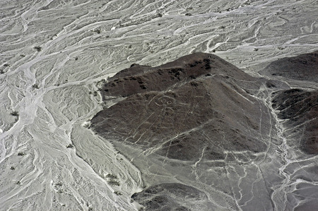 spaceman: Nazca Lines - Peru - The Spaceman