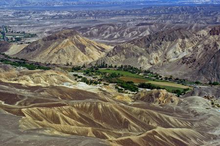 oasis: Sechura Desert Oasis   Peru