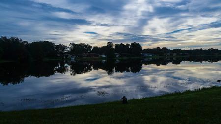 reflection: Lake reflection