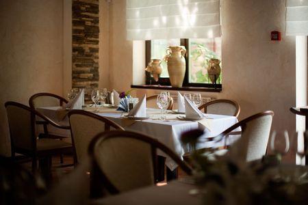 premise: Interior of a premise of restaurant