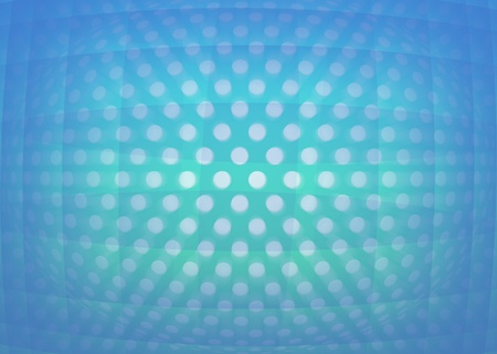blend: blend blue abstract dotted background Stock Photo
