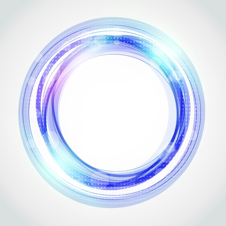 Abstract circle background  イラスト・ベクター素材