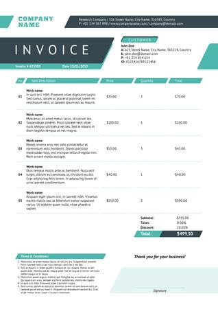 Business invoice template vector illustration invoice form business invoice template vector illustration invoice form stationery design stock vector 58028743 maxwellsz